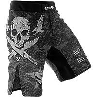 SMMASH Combat 2.0 Pantalones Cortos de Deporte