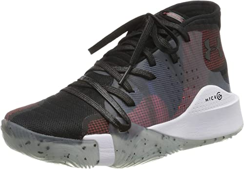Under Armour UA Spawn Mid, Zapatos de Baloncesto para Niños ...