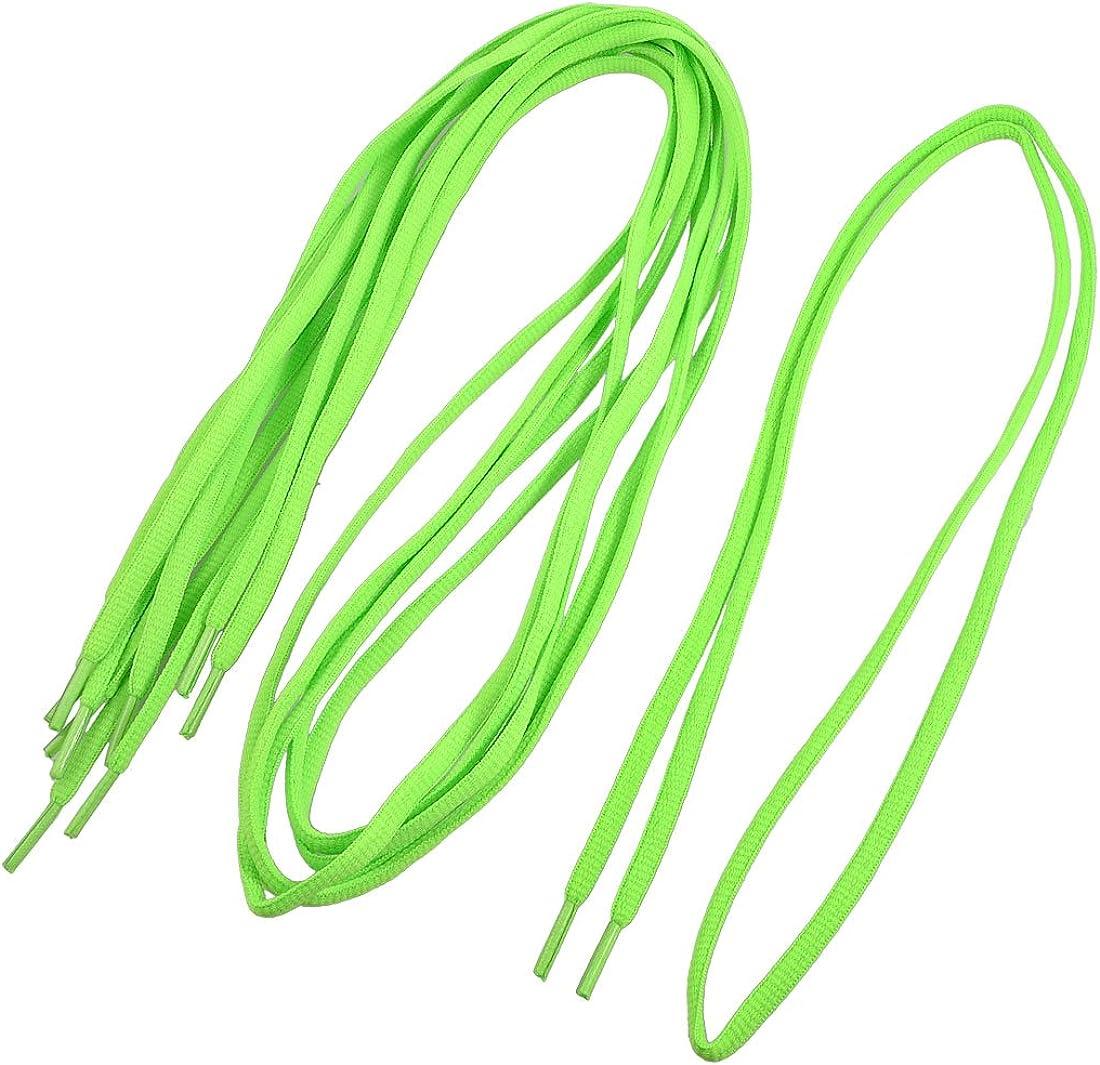 "Lot Of 6 Pair 30"" Long Round Unisex Multi Color Shoe Laces Strings Details about  /New"