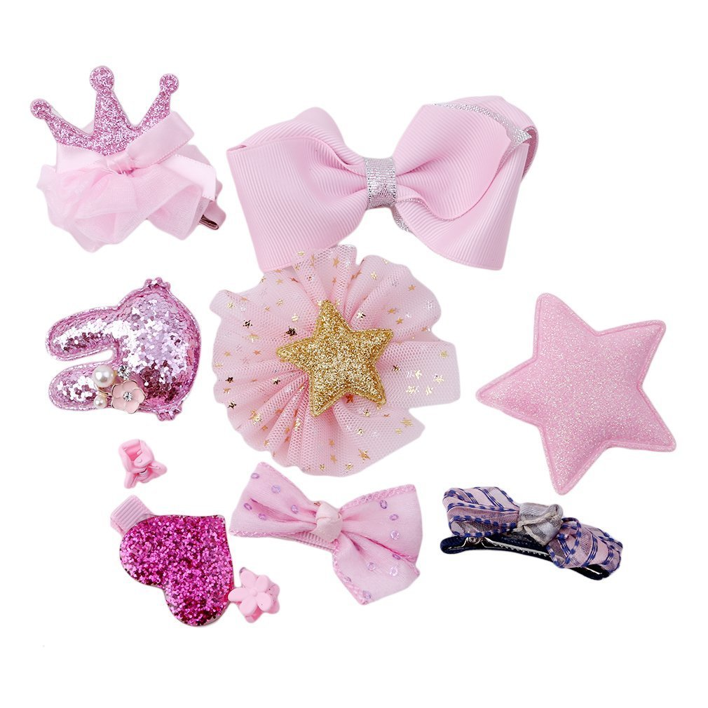 Flowers For Hair Accessories Amazon