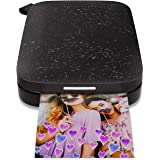 HP Sprocket 200-1AS86A Bluetooth Photo Printer-Black