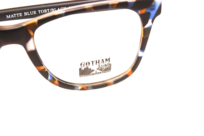 Psychedelic Retro Horn-rimmed Eyeglasses Matte Hipster 51mm