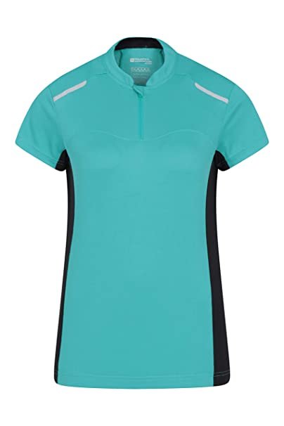 Mountain Warehouse Camiseta de Ciclismo Speed Up para Mujer ...