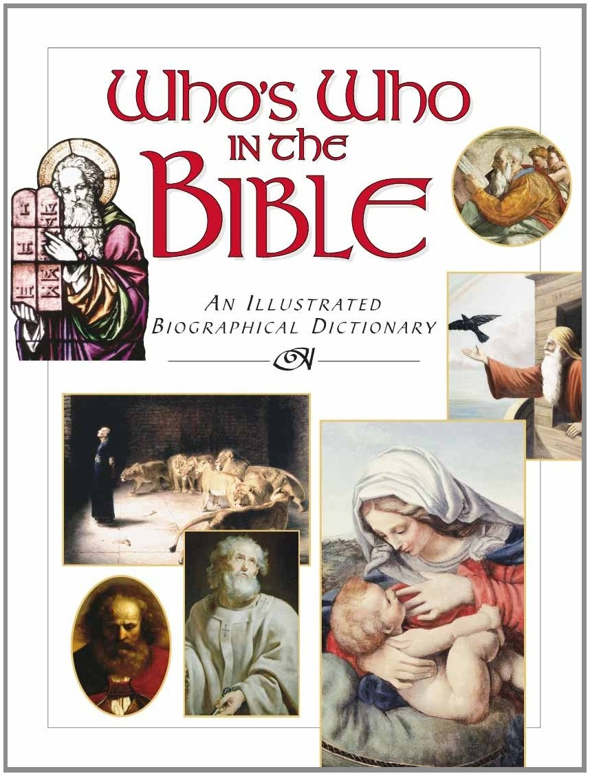 Download Who's Who in the Bible ebook