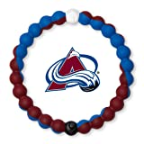 Lokai NHL Collection Bracelet, Colorado