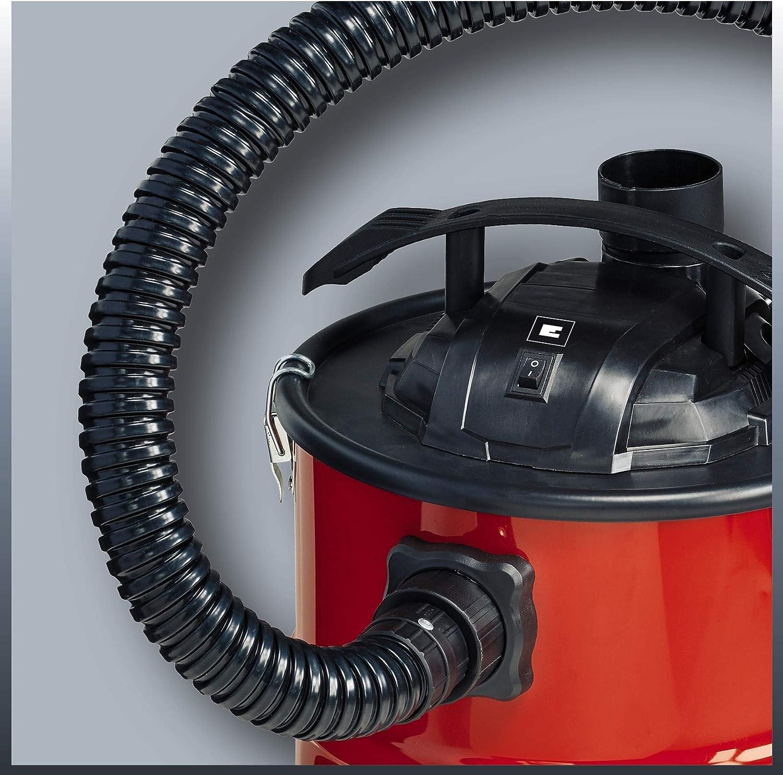 Einhell TC-AV 1250 20 L Negro, Rojo 1250 W - Aspiradoras de ...