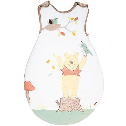 Babycalin - Saco para recién nacido (65 cm) - Disney Winnie Talla:65 ...