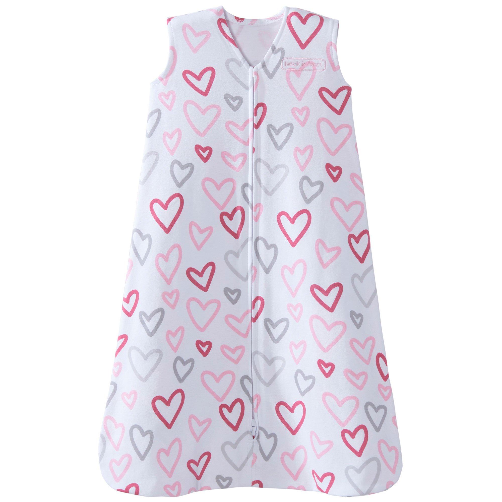 Halo 100% Cotton Sleepsack Wearable Blanket, Modern