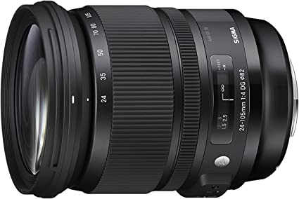 Sigma 24 105mm F4 0 Dg Os Hsm Art Objektiv 82mm Filtergewinde