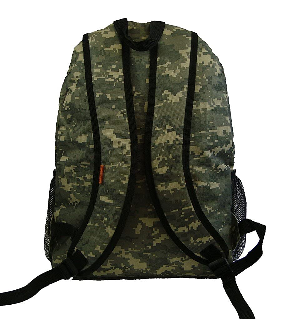 Large Backpack Student Causal With Reflective Stripe