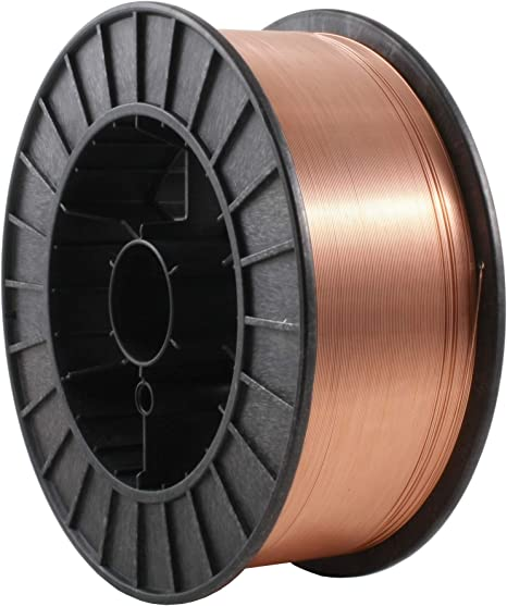 """30 lb Roll ER70S-6 .035/"""" Mild Steel Mig Welding Wire"""