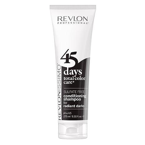 Revlon 45 Days Conditioning For Radiant Darks Champú - 275 ml