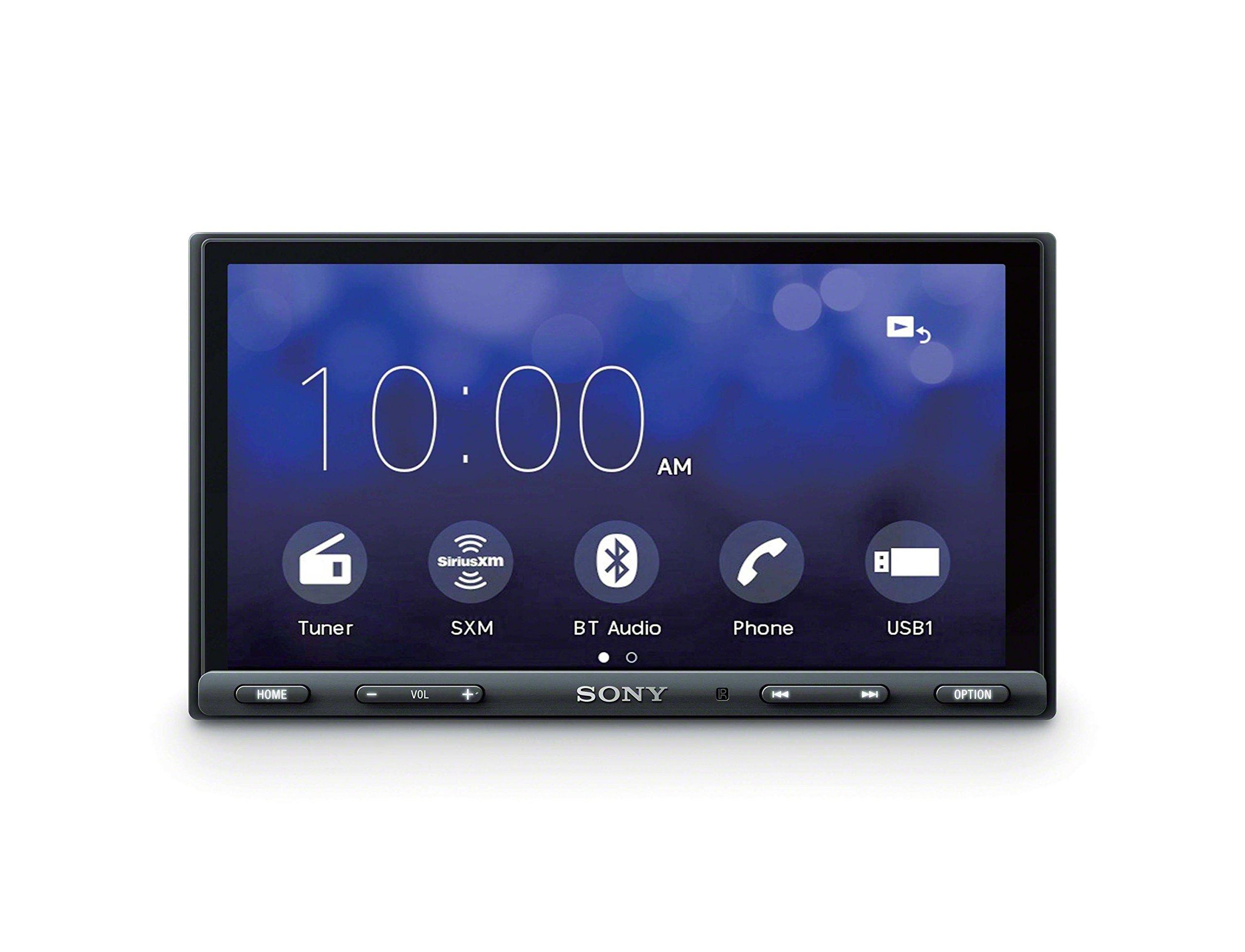 Sony XAV-AX5000 7'' Apple Car Play, Android Auto, Media Receiver with Bluetooth by Sony
