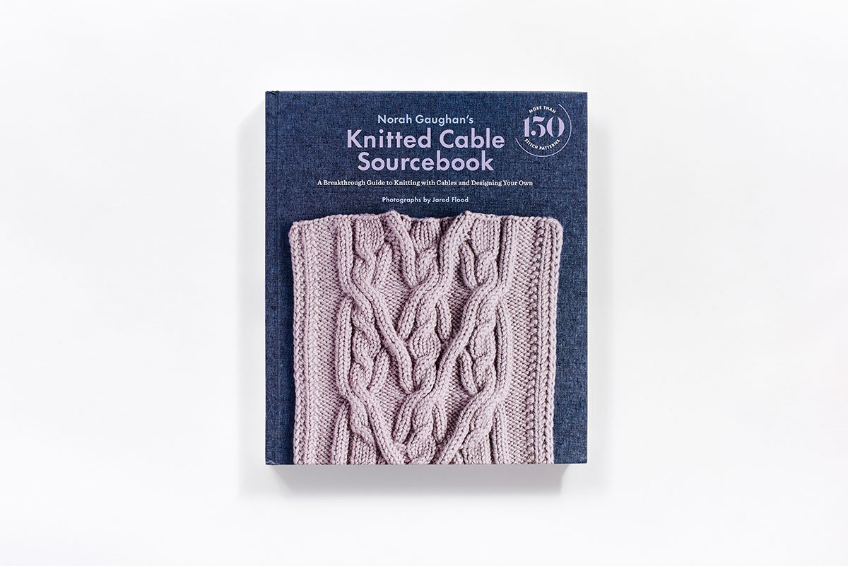Norah Gaughan\'s Knitted Cable Sourcebook: A Breakthrough Guide to ...