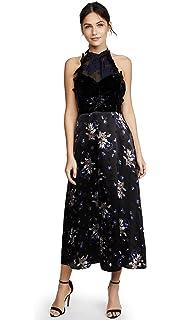 22f408a1587 Amazon.com  Rebecca Taylor Women s Sl Phlox Maxi DRS  Clothing
