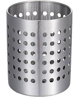 Amazon Com Ikea 301 317 16 Ordning Utensil Holder Stainless Steel