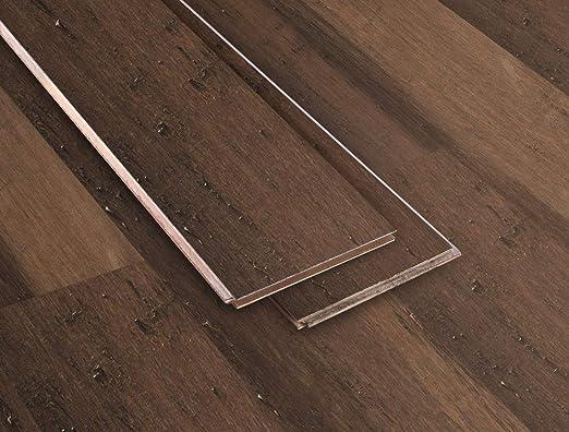 Selkirk Hardwood Bamboo Flooring Planks Engineered Solid Strand