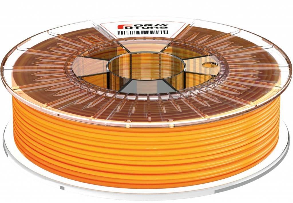Formfutura 175EABS-ORA-0750 3D Printer Filament, ABS, Orange