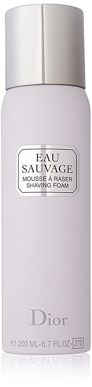 Eau Sauvage by Dior Shaving Foam 200ml 5781