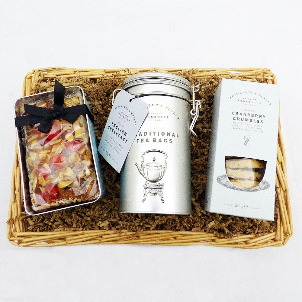 Feinkost Tee-Pause Geschenkkorb - Ein Tolles Geschenk Für Den ...