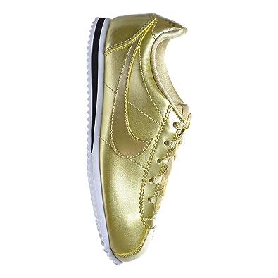 separation shoes ff1df bdda9 Nike Mädchen 859570-900 Fitnessschuhe, Gold (MTLC Gold Star/MTLC Gold Star