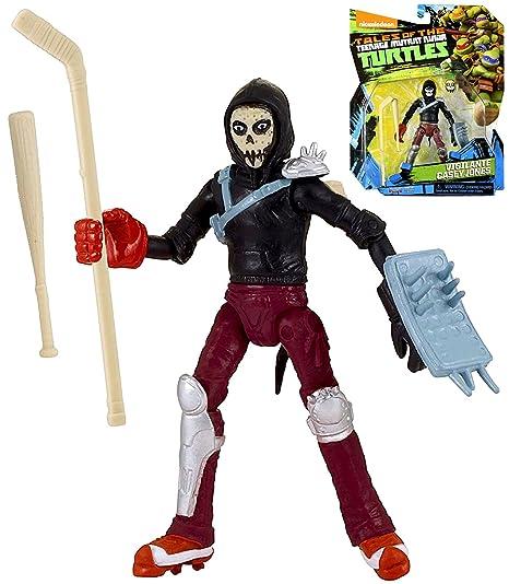 Vigilante Casey Jones Tales of the Teenage Mutant Ninja Turtles Action Figure 4.5