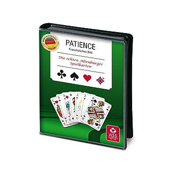 patience kartenspiel