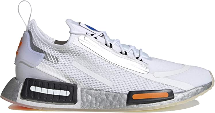 Amazon.com | adidas Mens Originals X NASA NMD R1 Spectoo Casual ...
