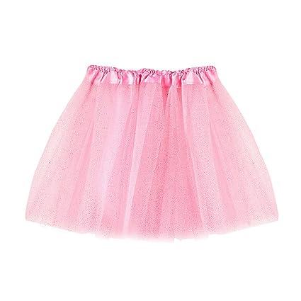 feiXIANG Ropa para niños Bebé Baile Tutu Falda Falda de Ballet Vestido de Fiesta de Lujo