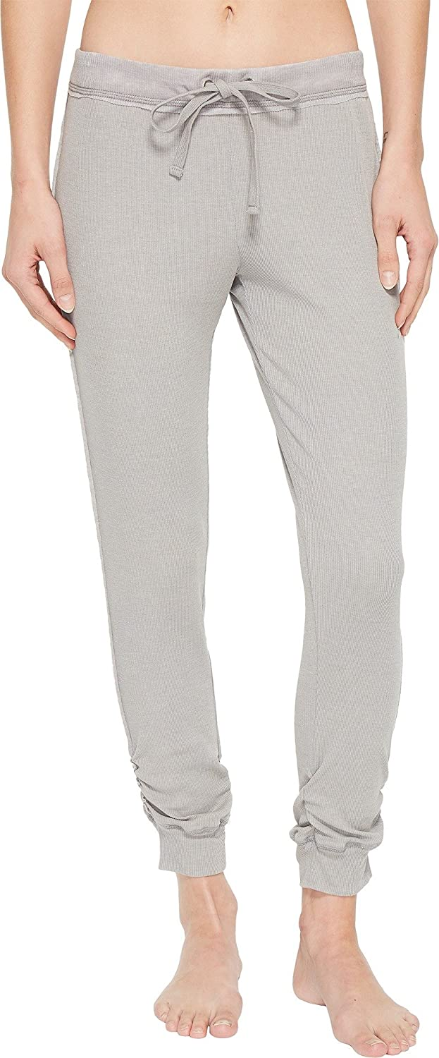 Splendid Womens Rib Jogger Pants