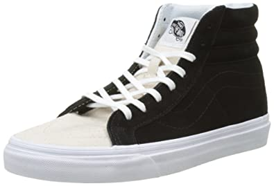 0f5cf6dcd717 Vans Women s Sk8-hi Reissue Trainers  Amazon.co.uk  Shoes   Bags