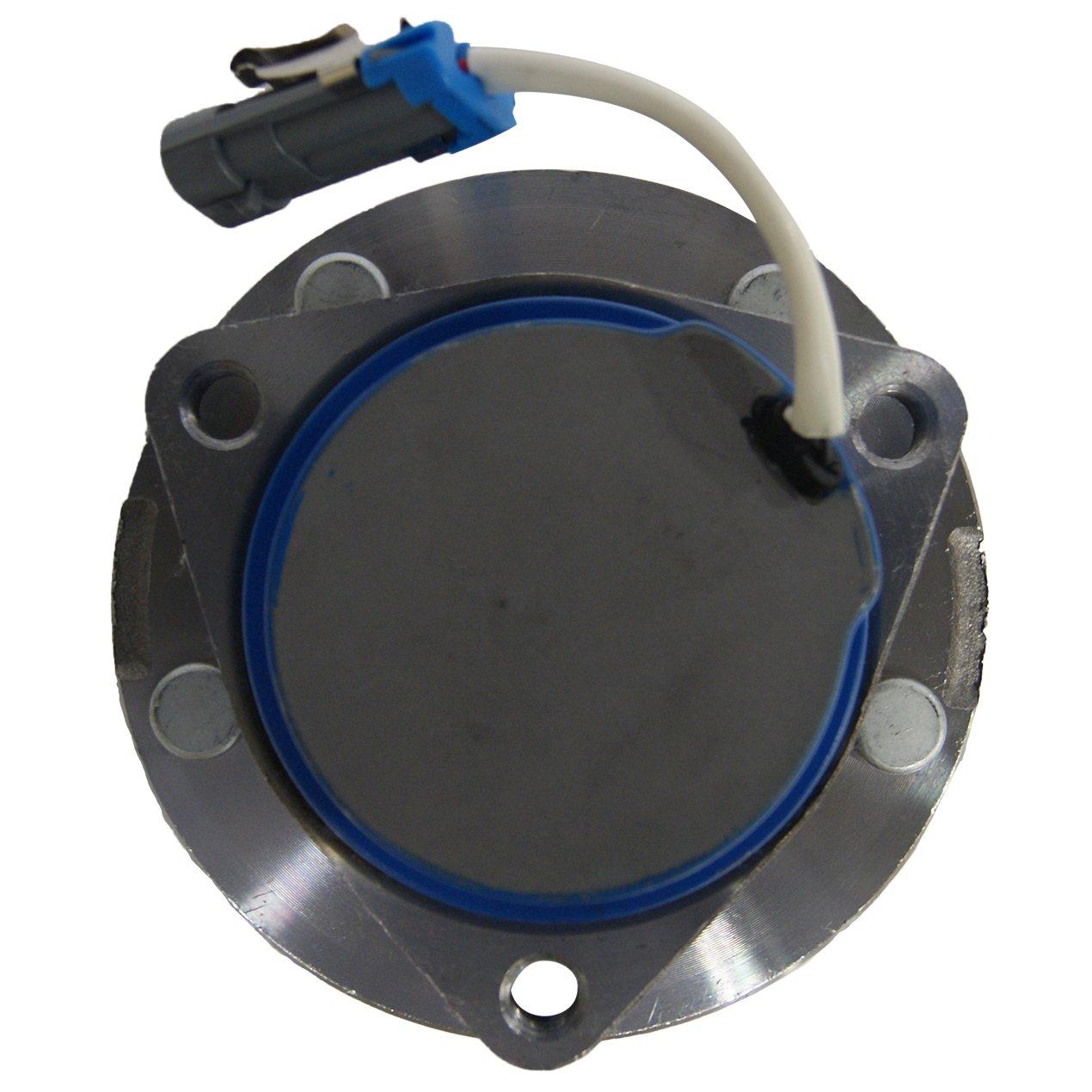 GMB 730-0009 Wheel Bearing Hub Assembly