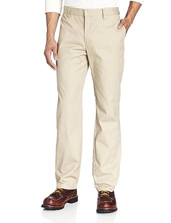 6146bc15 Amazon.com: Lee Uniforms Men's Slim-Straight Core Pant: Slim: Clothing
