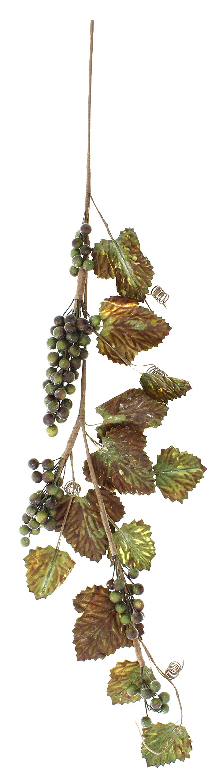 Impressive Enterprises 36'' Grape Bunches Garland (Green)