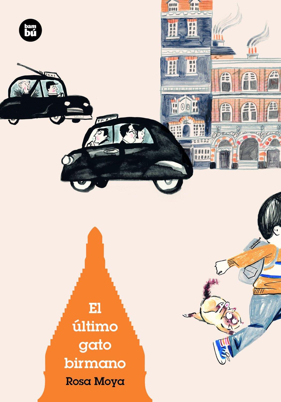 Read Online El último gato birmano (Jóvenes lectores) (Spanish Edition) ebook