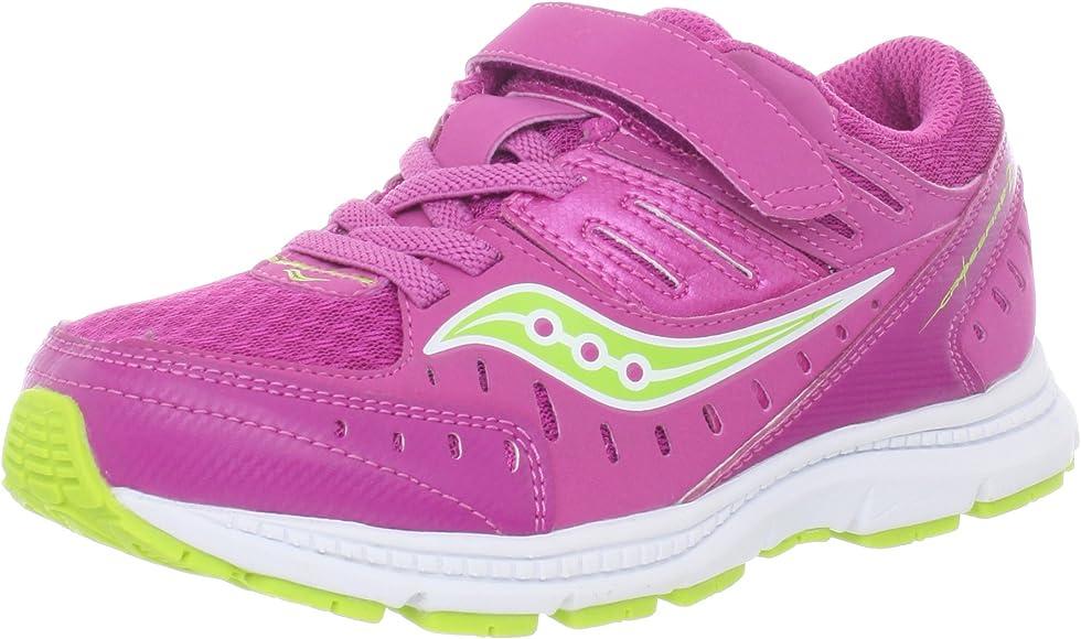 Running Shoe (Little Kid), Pink/Citron