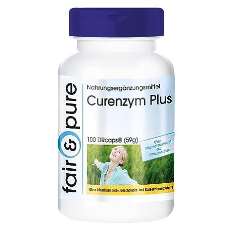 Limpiador enzimático Curenzym Plus 100 con bromelina, tripsina ...