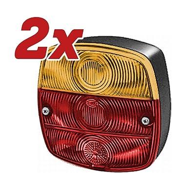 10x HELLA Original Lampenfassung 9FF 713 627-001