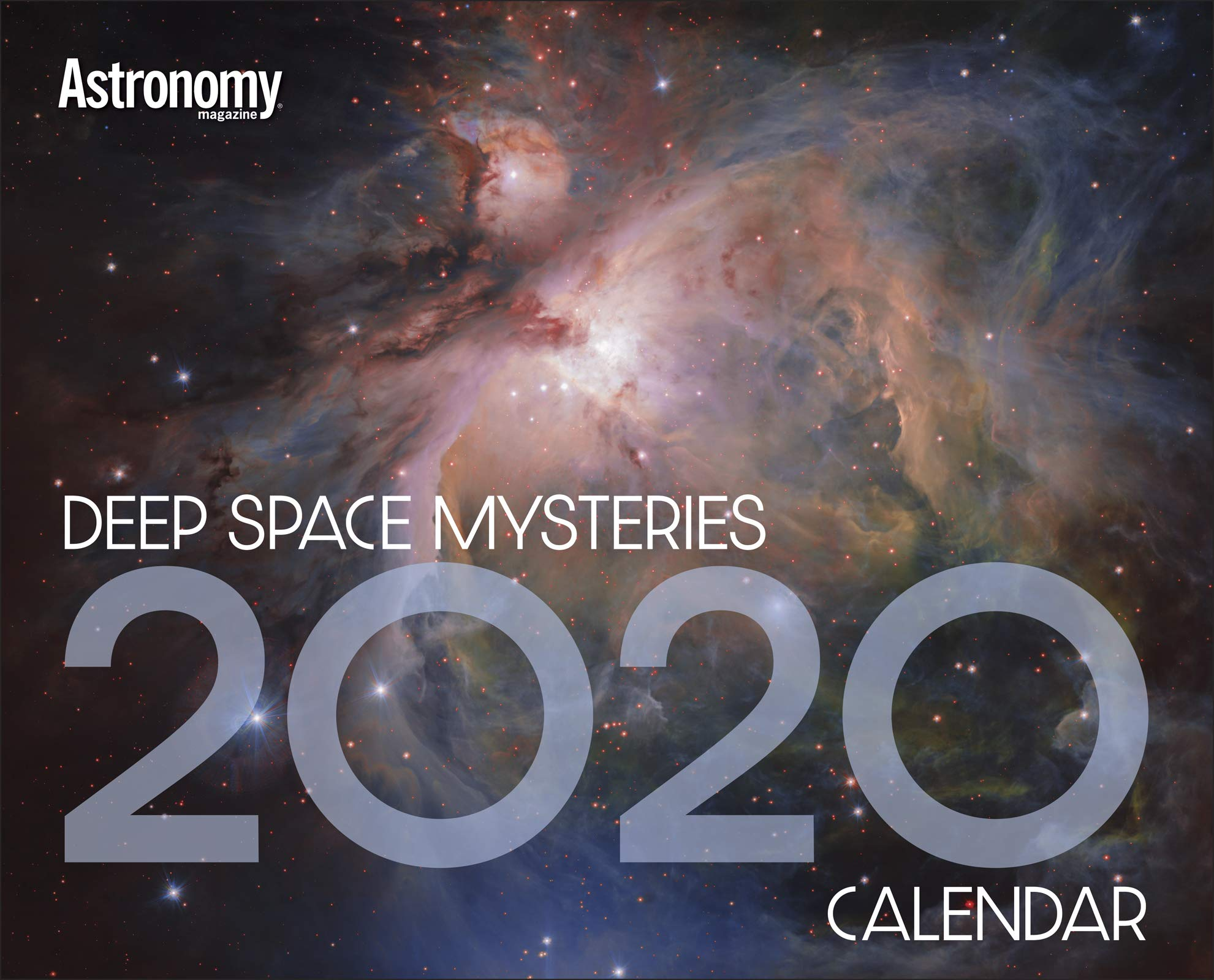 Deep Space Mysteries 2020 by Kalmbach Books
