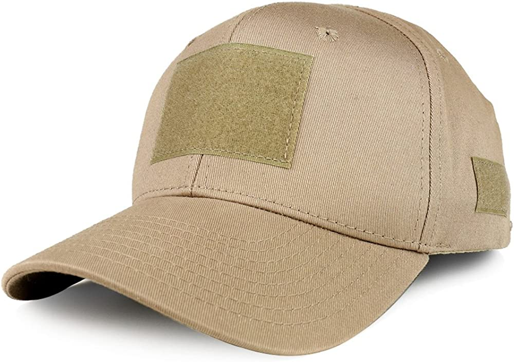 Armycrew Military Tactical Patch Structured Operator Baseball Cap