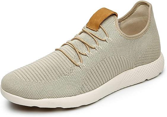 JIEANTE Walking Shoes for Men Fashion