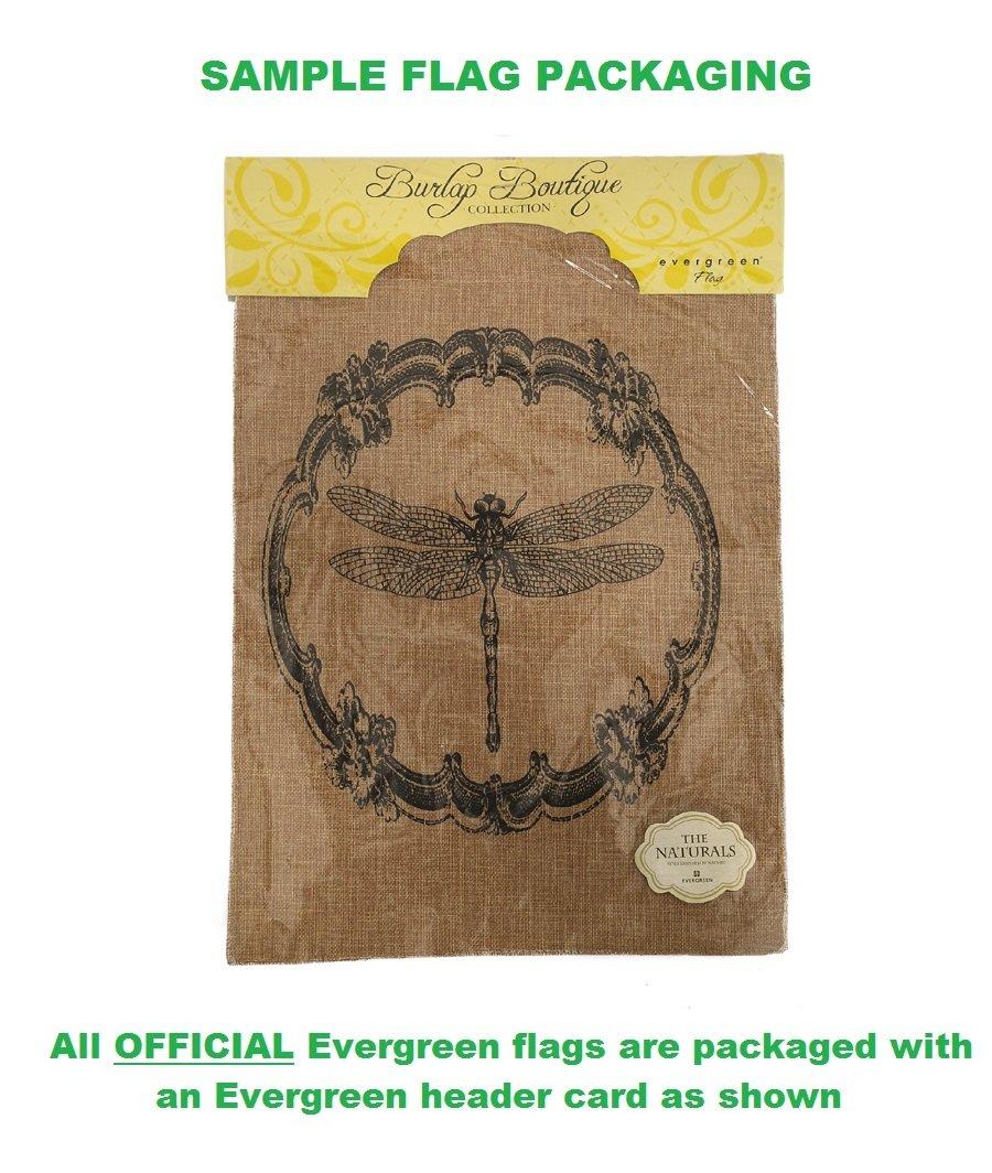 Amazon.com : Welcome Fall Leaves Shaped Burlap Garden Flag : Garden ...