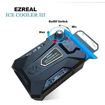 Ezreal® Notebook USB Cooler -- Mini Vacuum Air Extracción ventiladores Ventilador de refrigeración para ordenador portátil Notebook Laptop, ...
