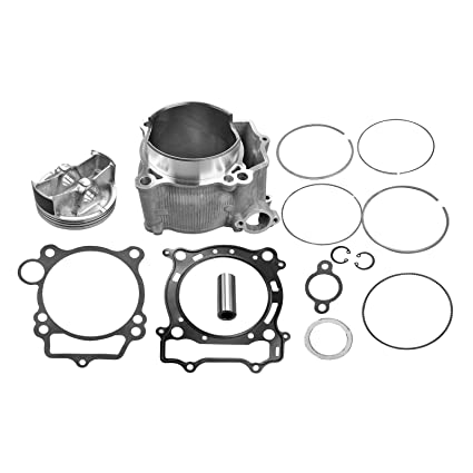 Amazon Com Yjracing Cylinder Piston Gasket Ring Top End Kit Fit For