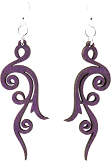product image for Small Scroll Earrings