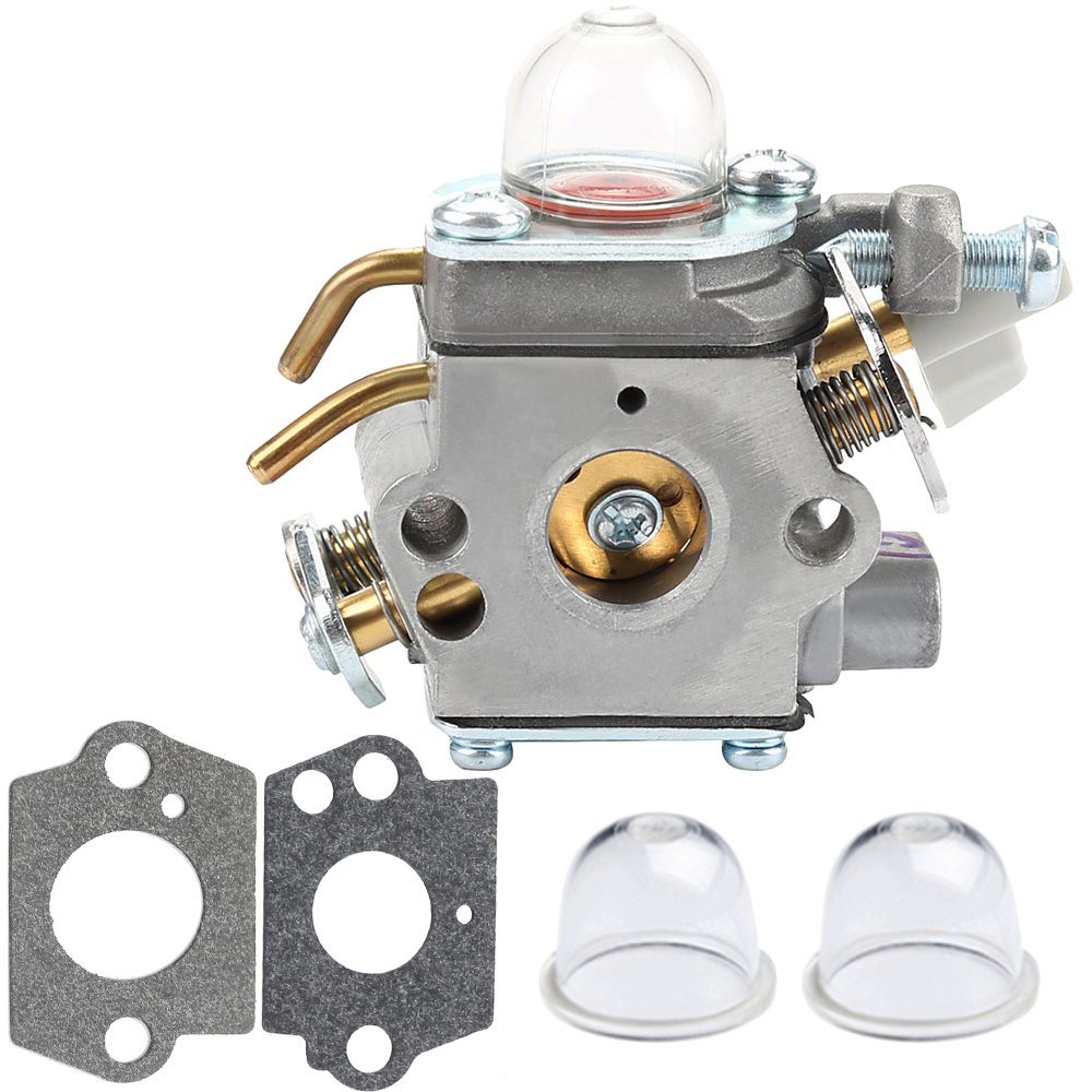 Ryobi 4 Cycle Trimmer Carburetor 825ra Parts List And Diagram 41cd825c038 Ereplacementparts Hilom Ry13010 With Gaket Primer Bulb For Ry13050a Ry34000 Ry34420 Ry34440 Ry64400 Ry13015