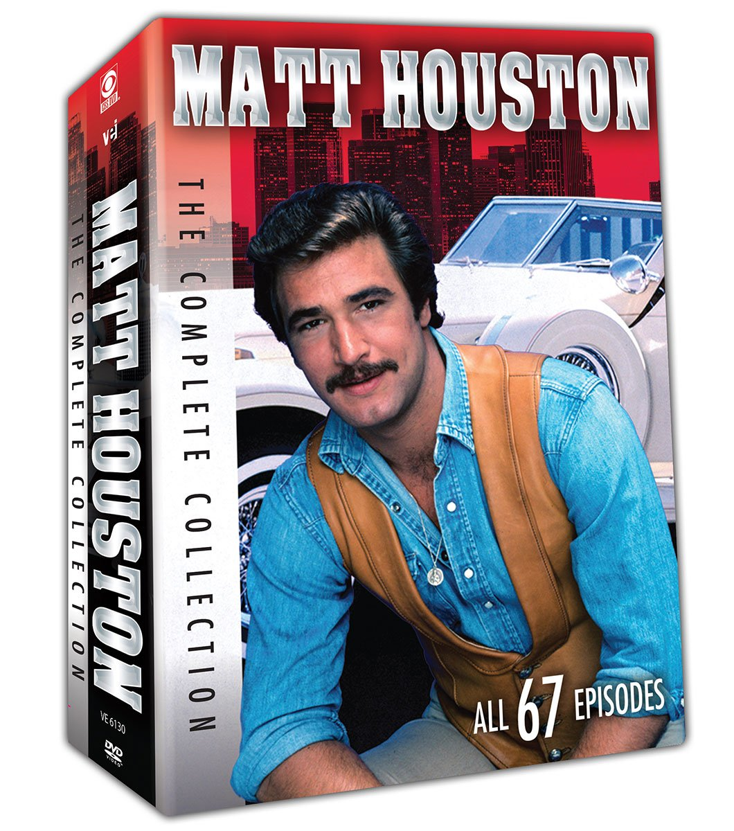 Matt Houston//The Complete Collection by Visual Entertainment Inc.