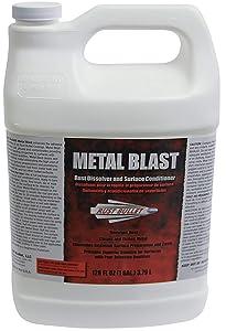 Gallon - Rust Bullet Metal Blast Rust Dissolver, Rust Treatment, Metal Cleaner and Conditioner