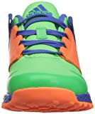 adidas Unisex Vigor Bounce Running Shoe, Shock Lime