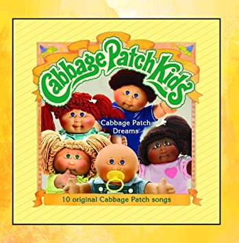 Cabbage patch kids play with me sings abc song plays kazoo african.